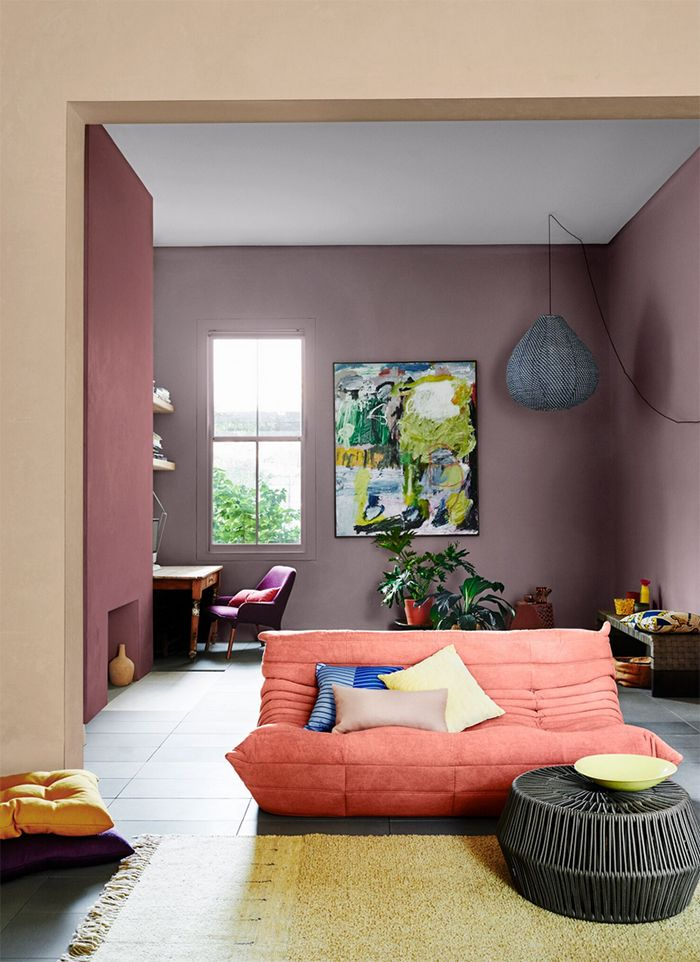 First Look At Interiors Colour Trends 2017. Dulux Colour Forecast. Styling  By Bree Leech