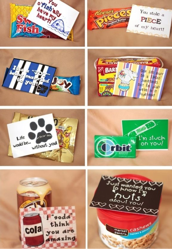 Quick Sweet Treats Relationship Cute Boyfriend Gifts Diy Gifts