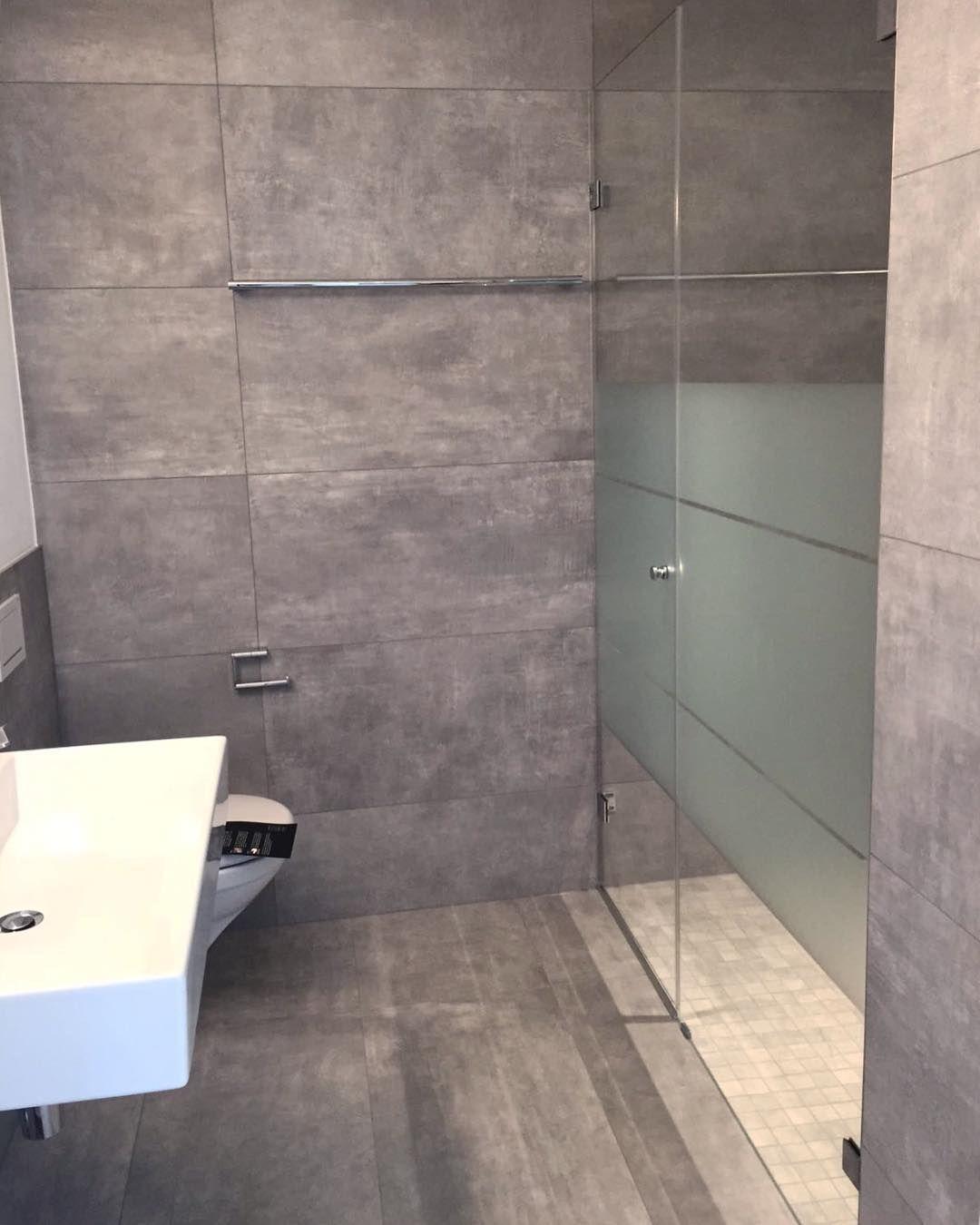 Nischenlosung Glasduschen Dusche Badezimmer