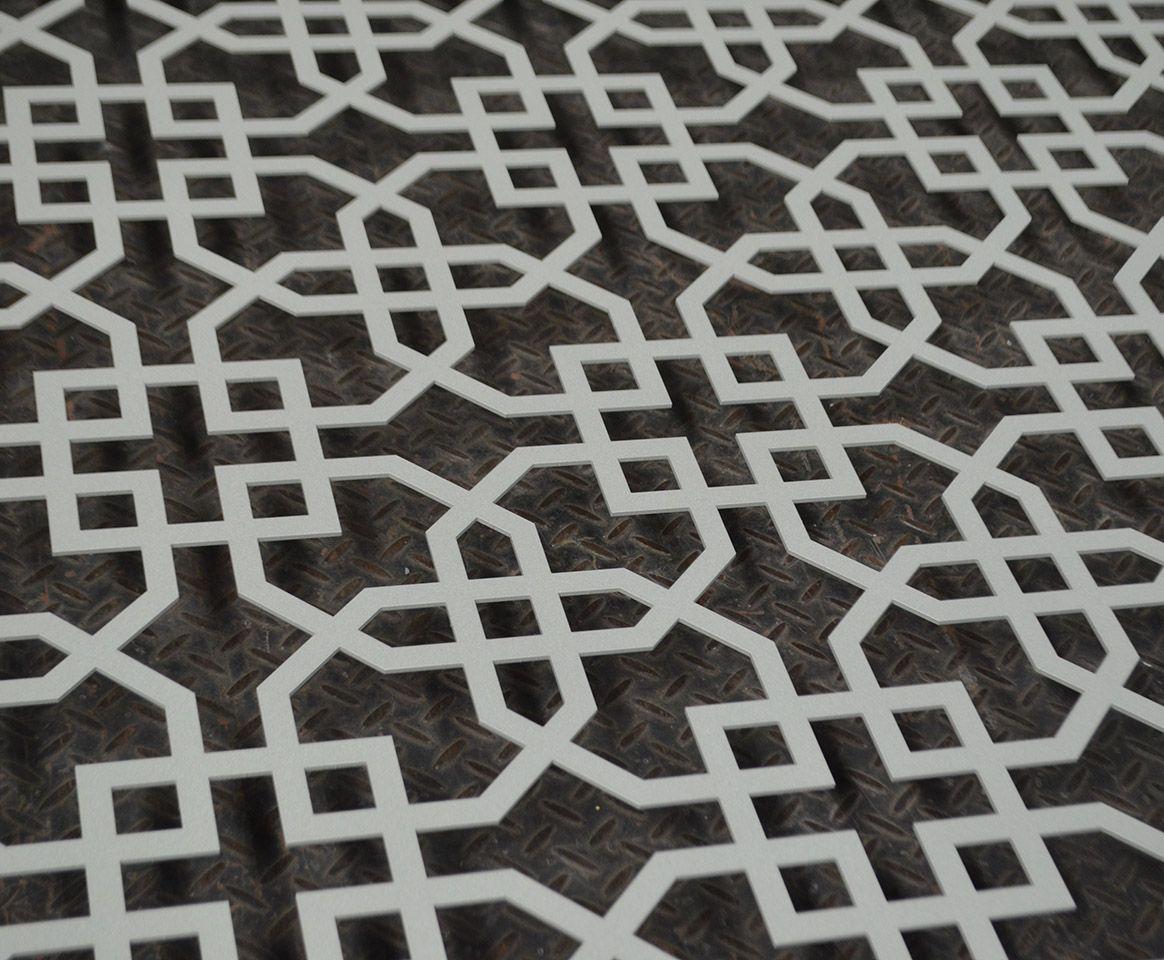25 Cool Geometric Laser Cut