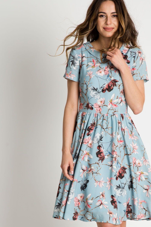 Sukienki Tanie Sklep Online Sukienka Wiosna 2015 Sklep Z Sukienkami Mlodziezowymi Online Sukienki Damskie Letnie Curvy Girl Outfits Dresses Casual Dress