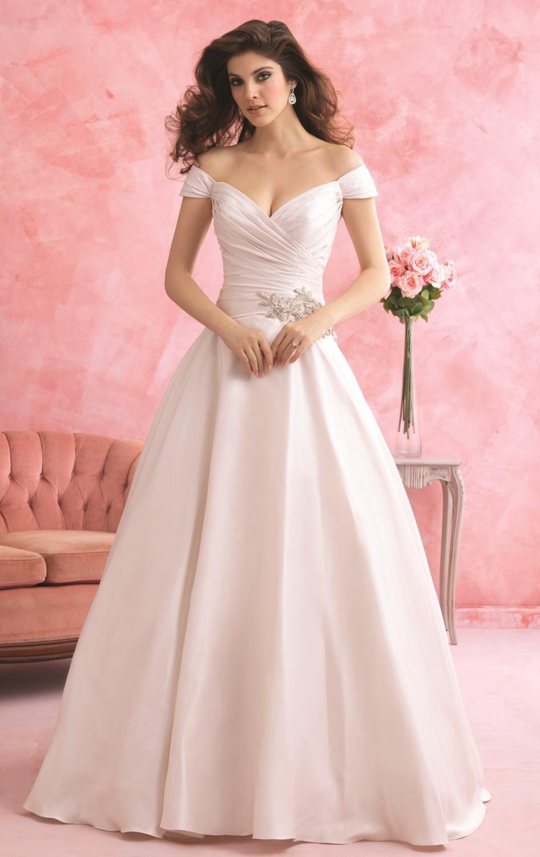 Allure 2801 | Gowns Pink | Pinterest | Allure bridal, Blush weddings ...