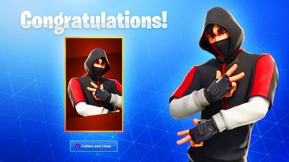 Ikonik Skin Scenario Emote Game Fortnite Exclusive Trusted Seller 100 Legit Fortnite Fortnitebattleroyale Live Video Game Sales Skin Changer Fortnite