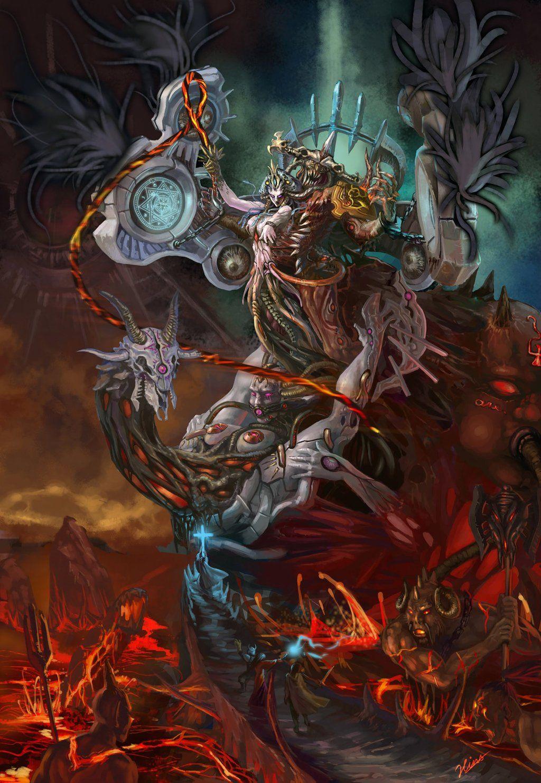 The satan ship by hinshins.deviantart.com on @DeviantArt ...