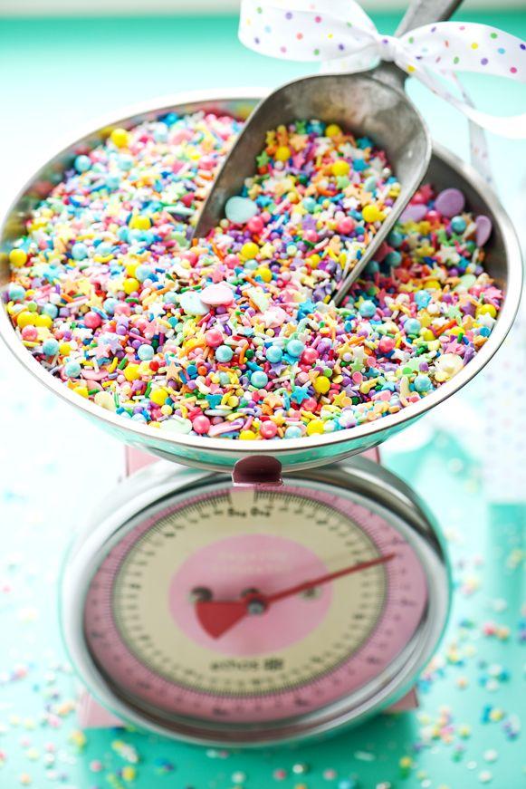 Sprinkles from The Sweetapolita Bakebook