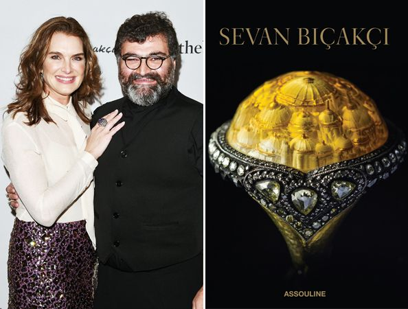 #RocksMyWorld: Jewelry Designer Sevan Bicakci Reflects on His Masterworks from InStyle.com
