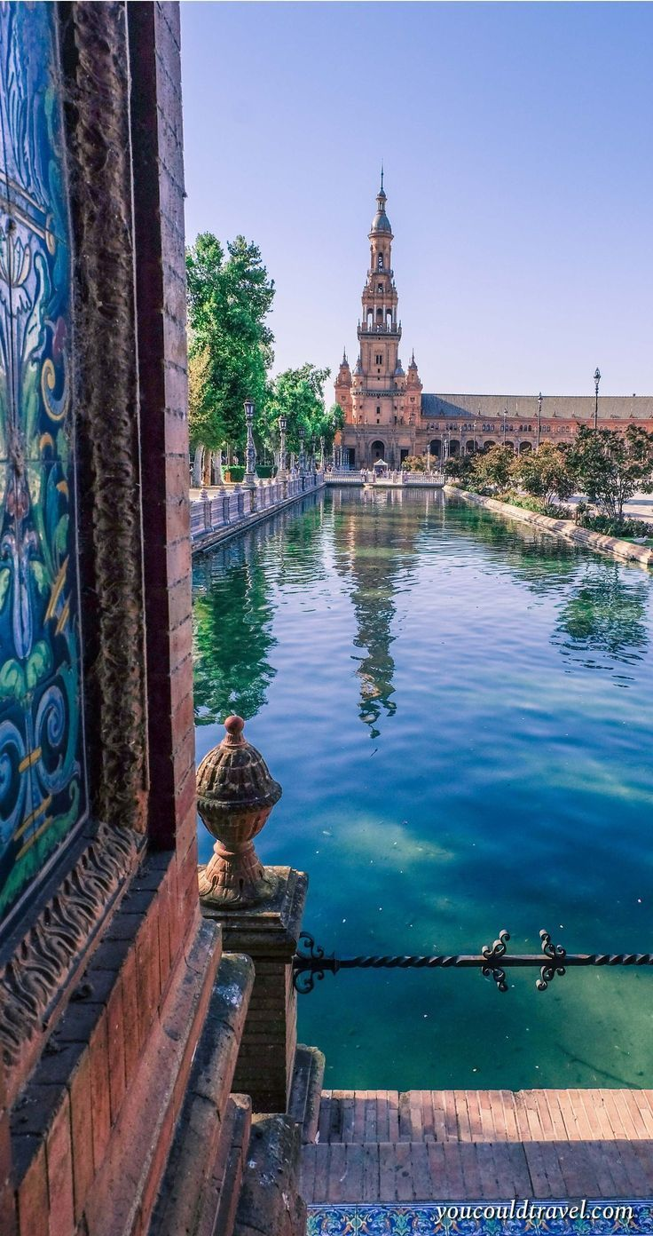 Where to stay in Seville [2020 Guide For First Time Visitors]