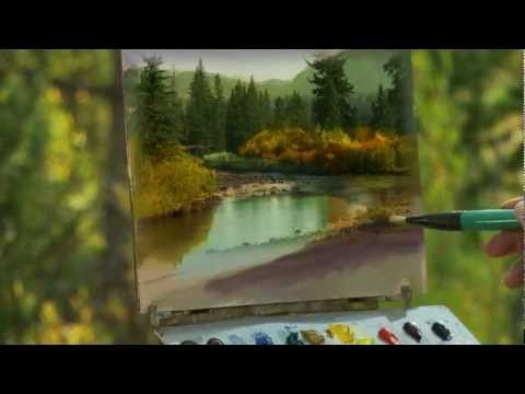 Heiner Hertling | Michigan Plein Air Painters