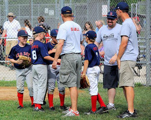 How #Baseball #Coaches Can Teach Valuable Life Skills