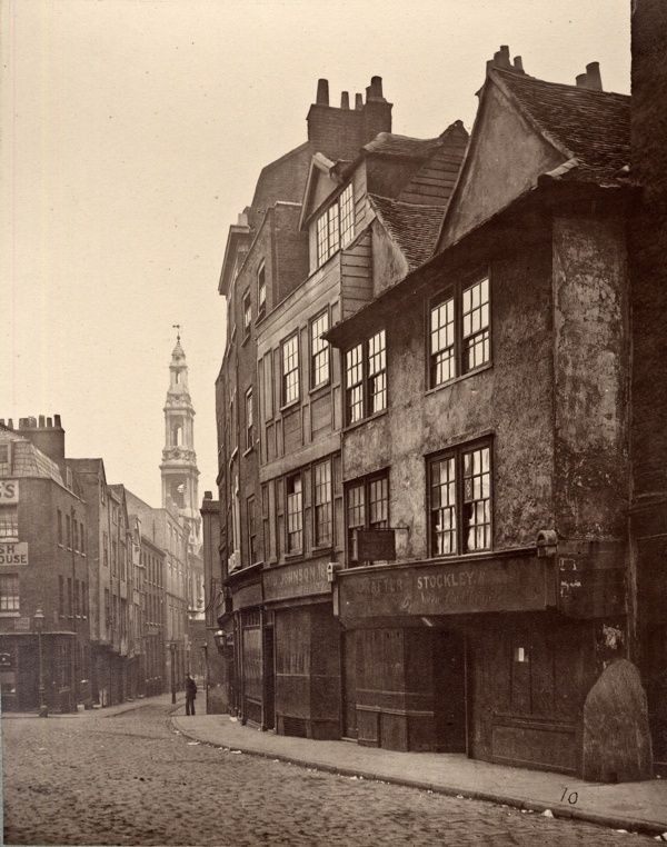 Drury Lane, 1876