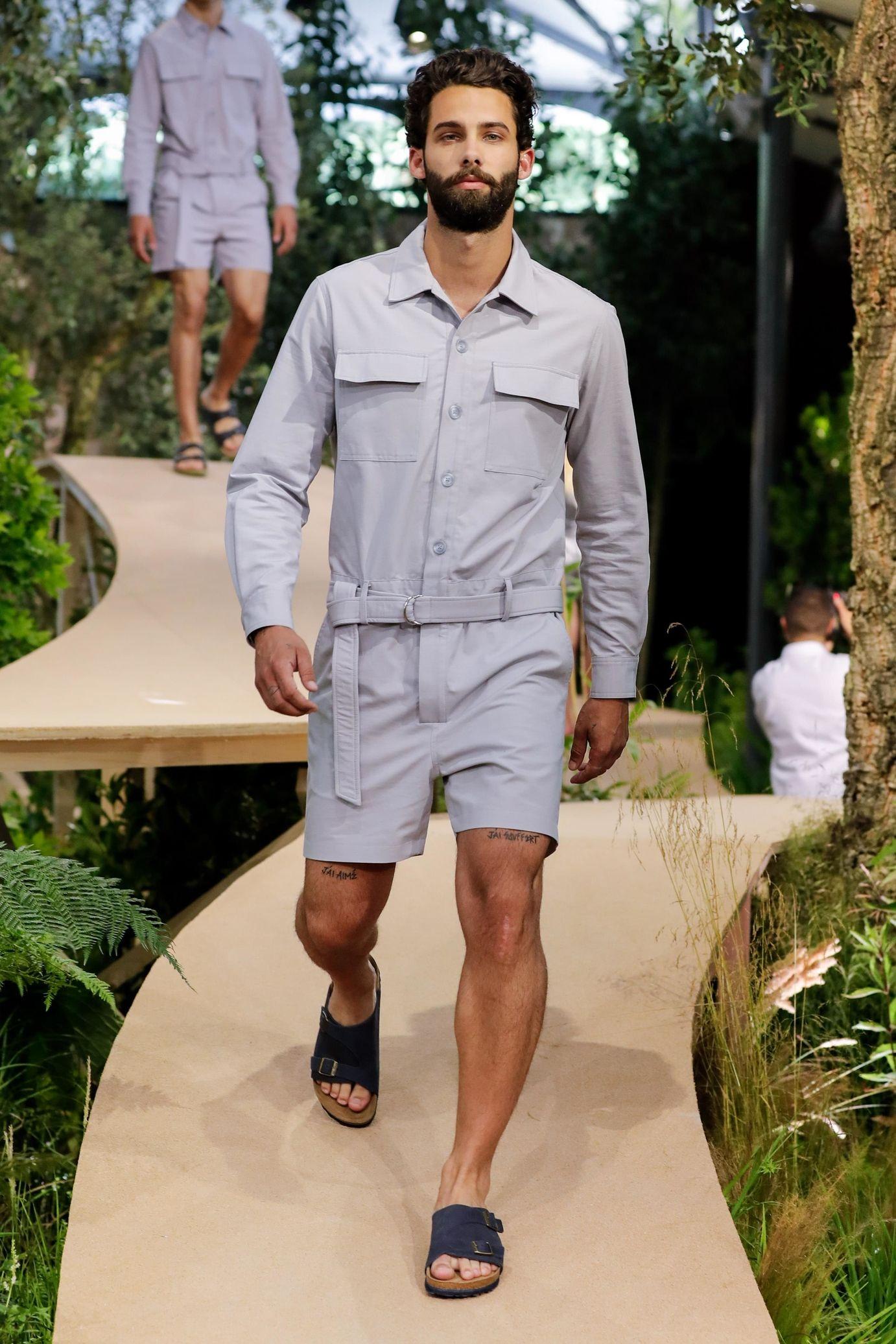Défilés | Mode masculine printemps, Mode masculine