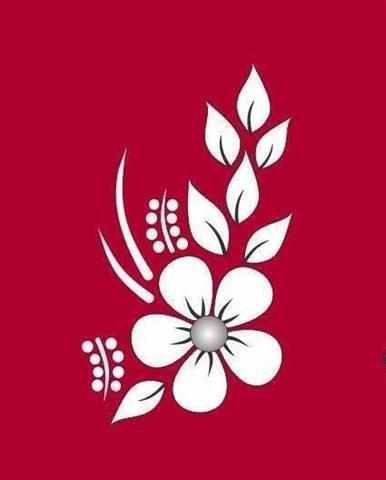 Pin De Zelinda Horne En 2 Flores Flores Pintadas Patrones De