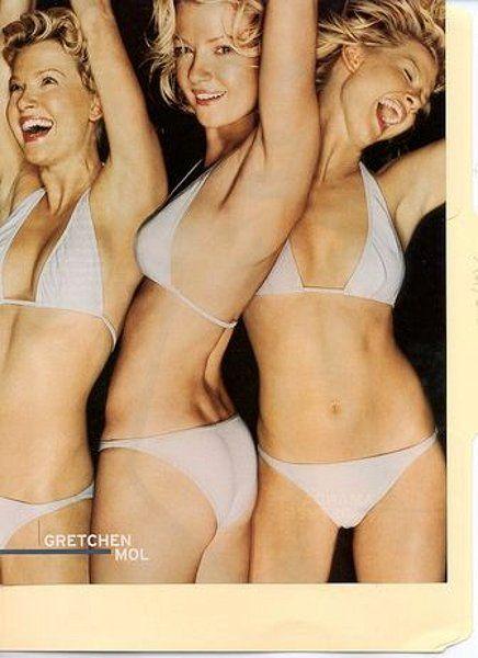 Gretchen Mol Bikini