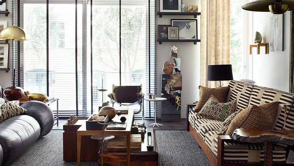 Hem Berlin personlig mix i coola hemmet i berlin inredning interiors and
