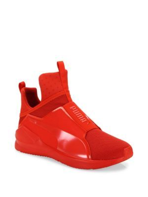 e025b94b48f2 PUMA Fierce Core Ariaprene High-Top Sneakers.  puma  shoes  sneakers ...
