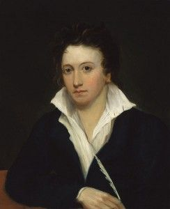 Favourite poem: 'When Passion's Trance Is Overpast…' by Percy Bysshe Shelley