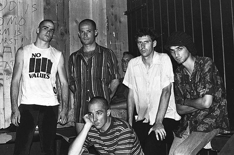 Black Flag Outside The Vex Black Flag Band Punk Music Punk Bands