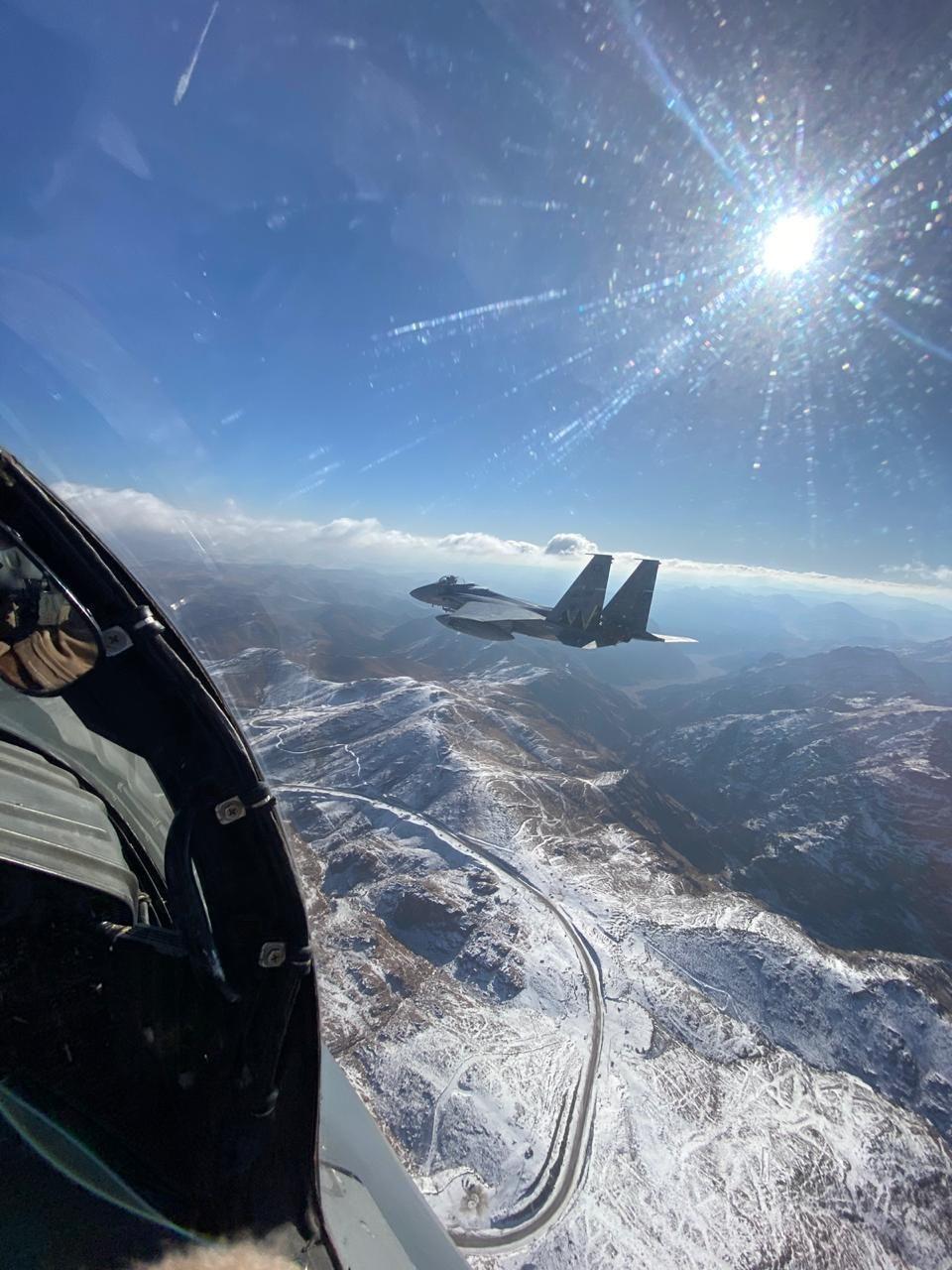 جبل اللوز تبوك January 2020 Saudi Arabia In 2020 Airplane View