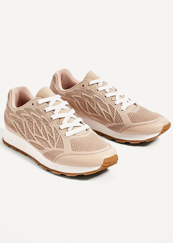 907fa29ca165 Shop  zaraofficial s latest spring-ready footwear trends via  STYLECASTER
