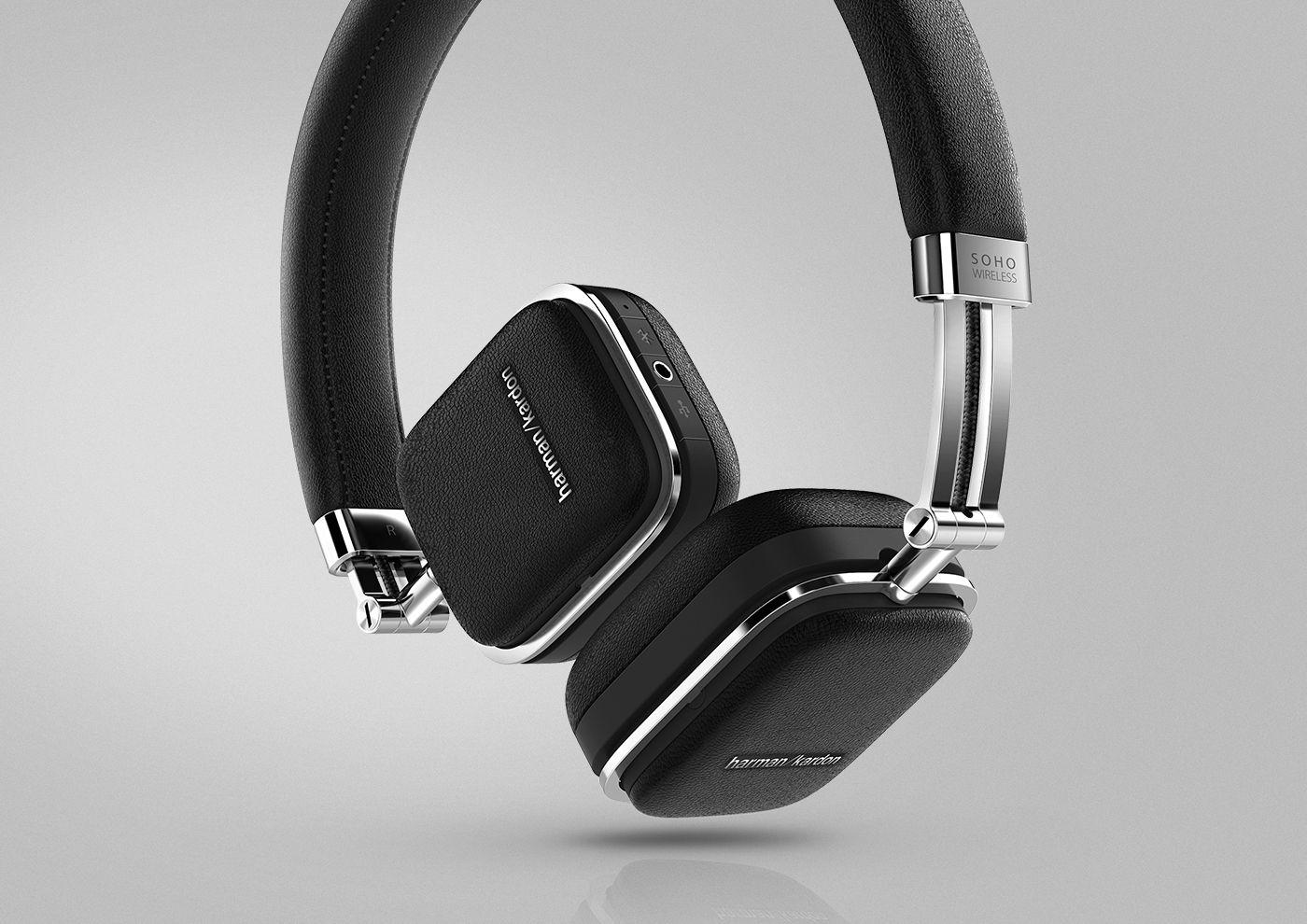 3974750a052 Harman Kardon SOHO Wireless on Behance   Audio   Harman kardon ...
