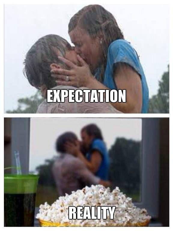 When You Experience a Kiss So Romantic It Brings You to Tears