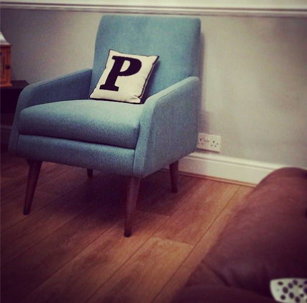 Best Profile Chair Amber Linen Made Com Armchair Chair Blue 400 x 300