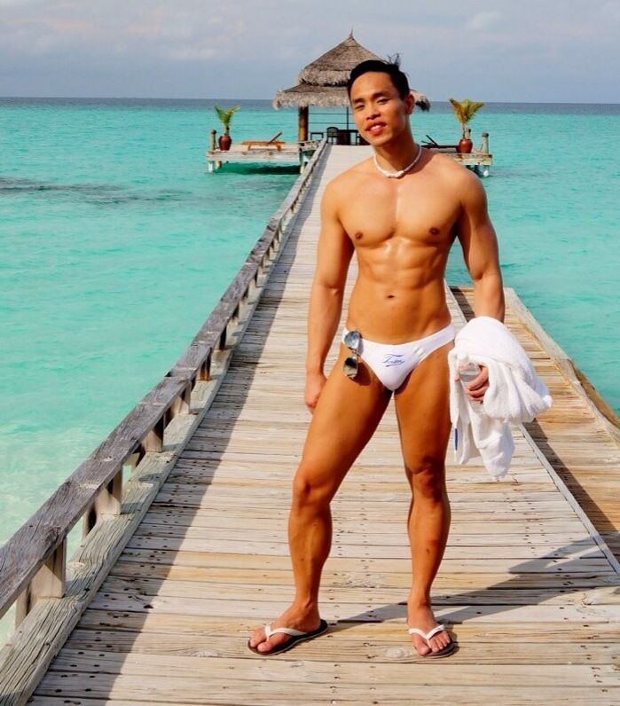 Apologise, but, asian boys swimwear excited too