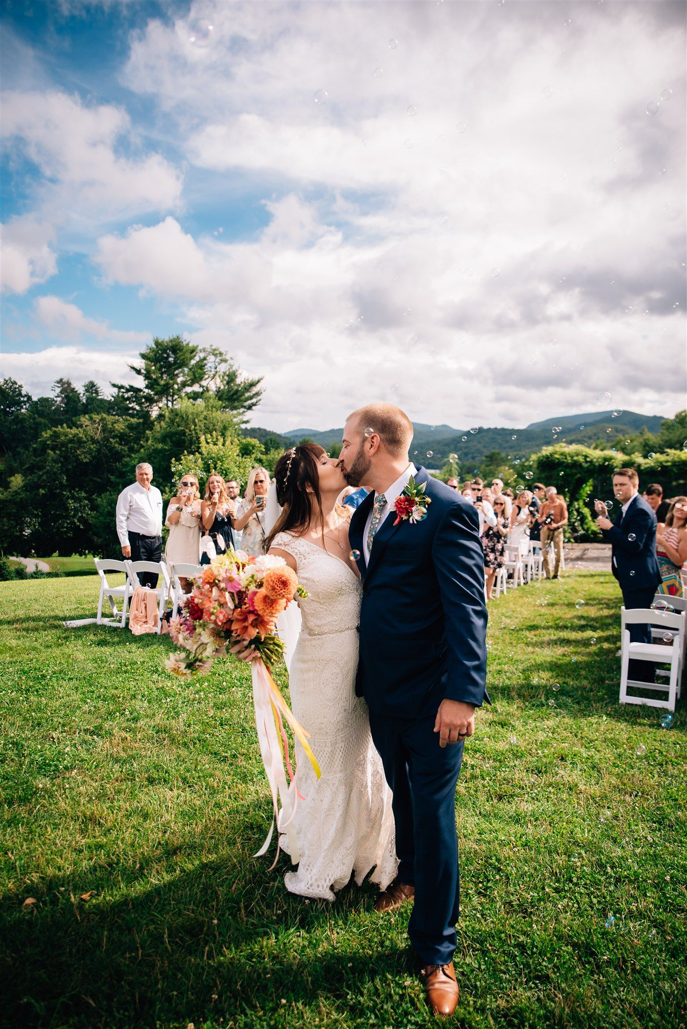 North Carolina Wedding PhotograpySawyer Family Farmstead