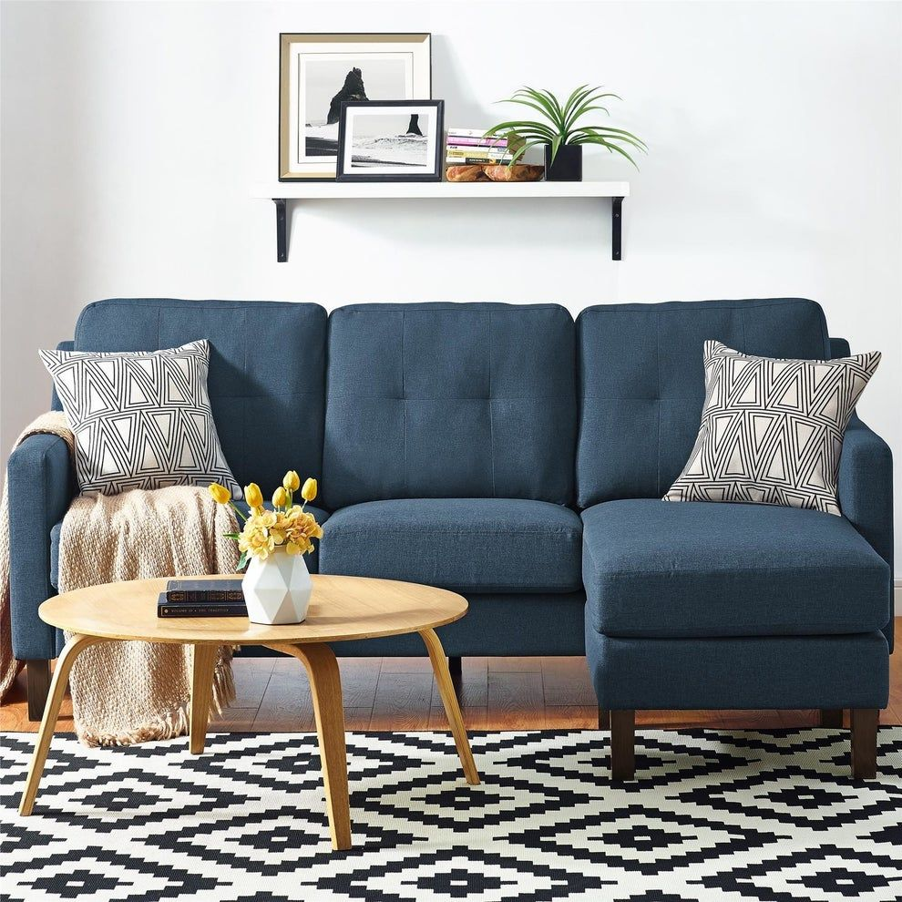 23 Unexpectedly Cool Finds From Walmart Living Room Furniture Sectional Sofa Affordable Interior Design