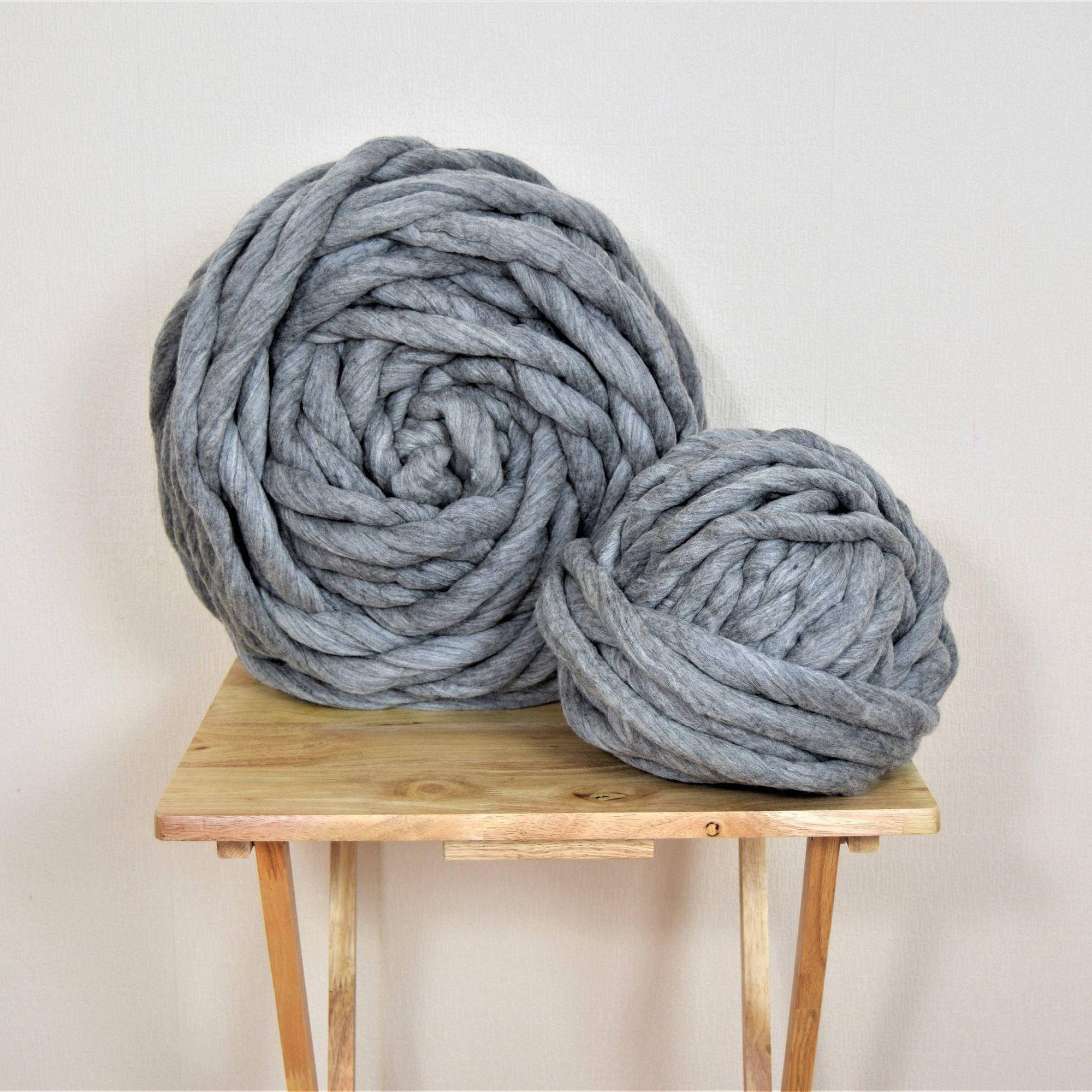 Chunky Yarn Felted Giant Yarn 100 Merino Wool Yarn 1 Kg Amazingly