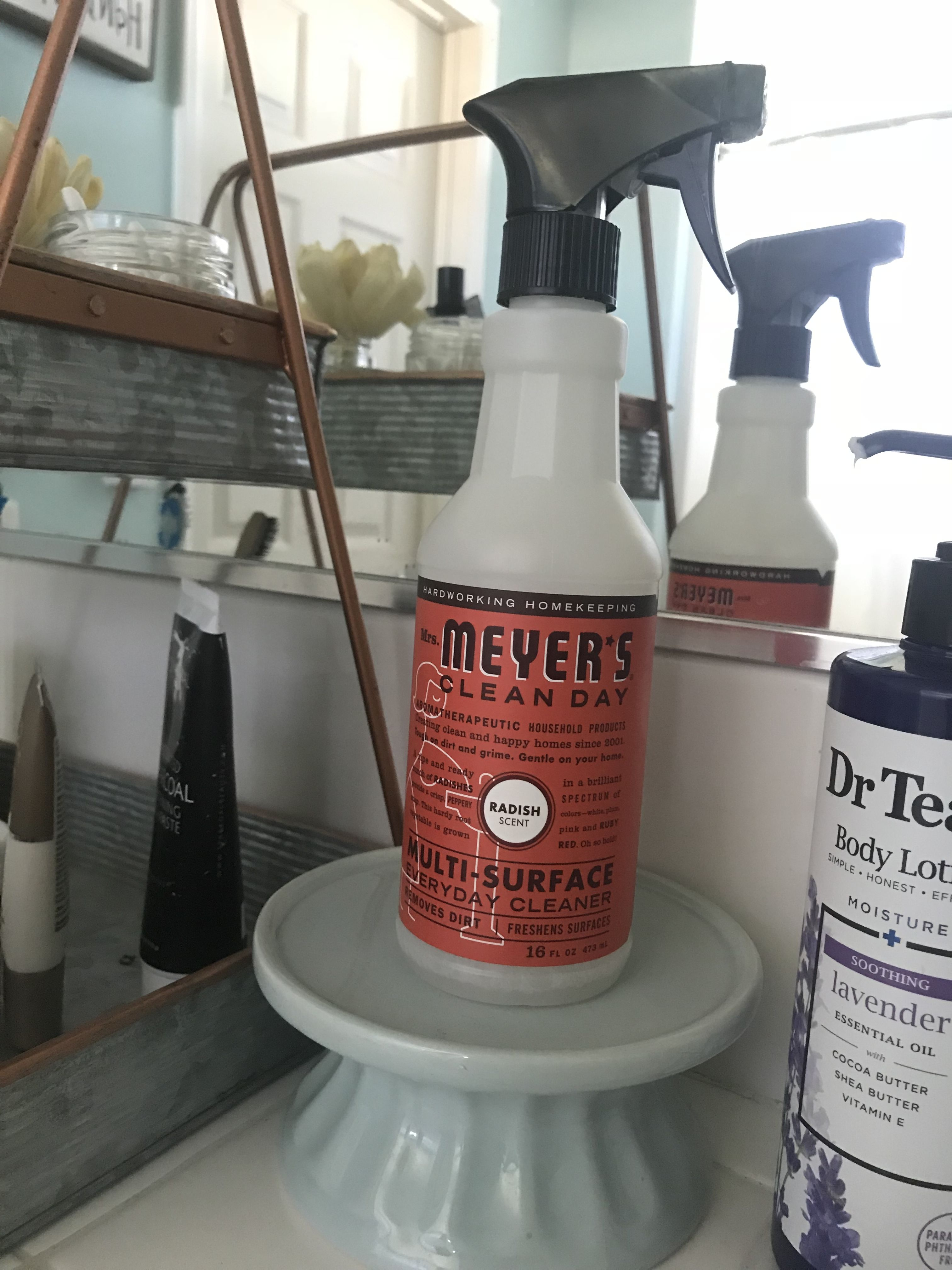 Did You Know That Mrs Meyer S Clean Day Radish Sent Kills Ants On Contact Natural And Smells Good It S A Win Cleaning Day Lavender Essential Oil Smell Good