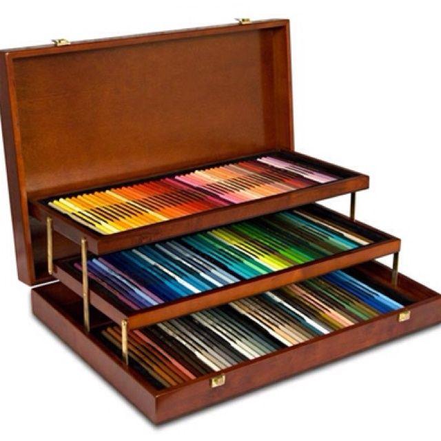 Prismacolor Colored Pencils Prismacolor Pencil Case I Want