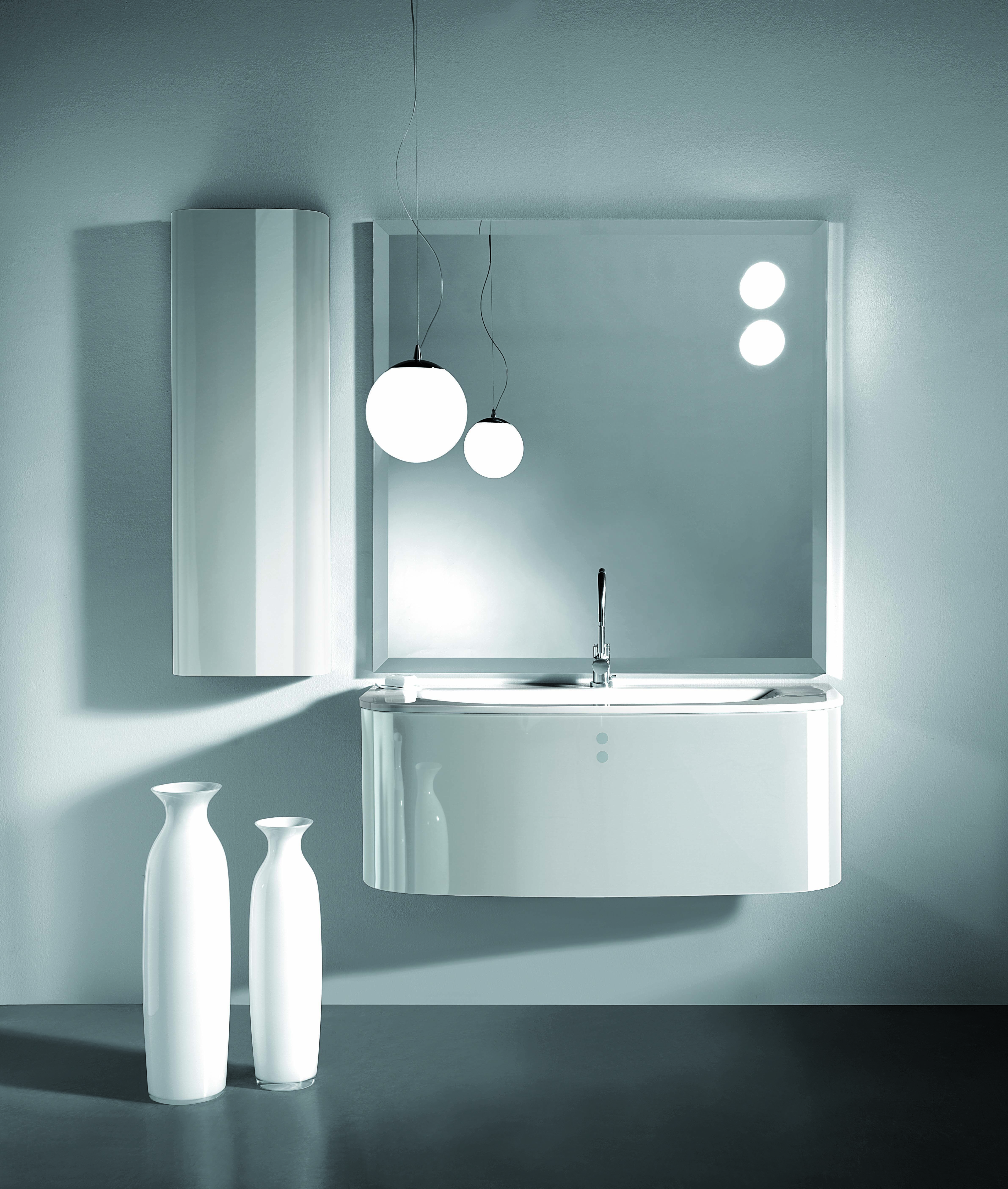 Kimono unit in white #cphart #bathrooms | Bathroom | Pinterest ...
