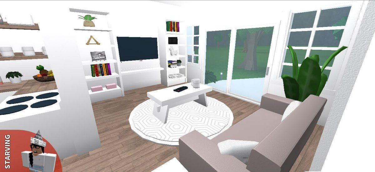 Image Result For Bloxburg Living Room Design Tiny House Living
