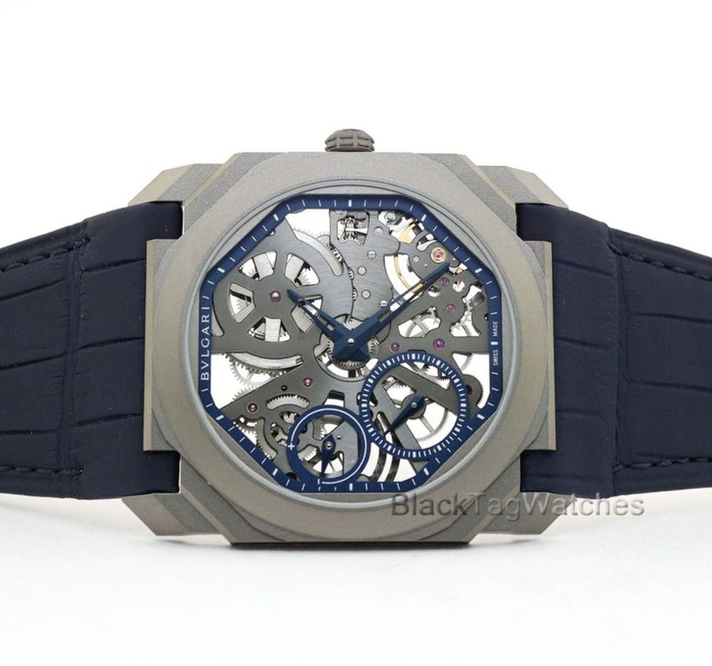 on sale 33c9e 3019a Bulgari Octo Finissimo Skeleton Limited Edition 102941 ...