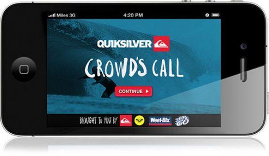 L′ASP ed il Quiksiver Pro Gold Coast arrivano sui nostri smartphone | Surf Culture