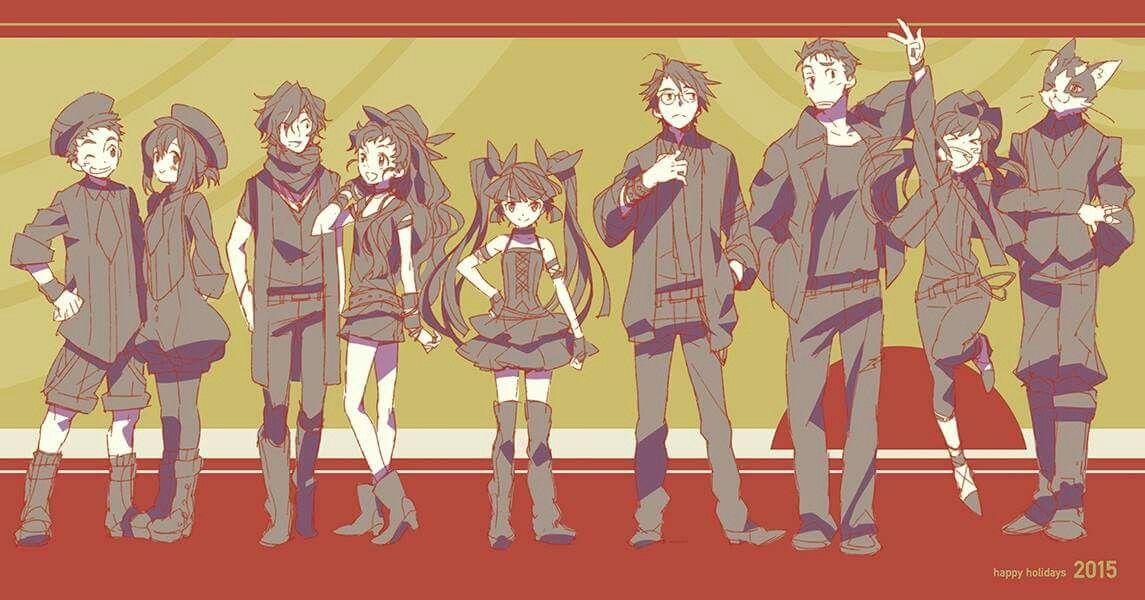 Anime Log Horizon Shiroe Cosplay Wig Party Short Men and Women Hair