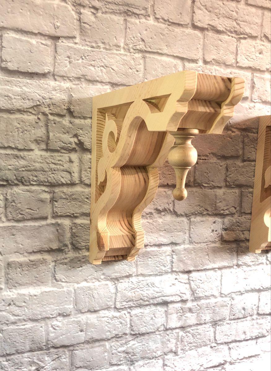 Ornate Victorian Corbels In 2020 Corbels Wood Corbels Woodworking