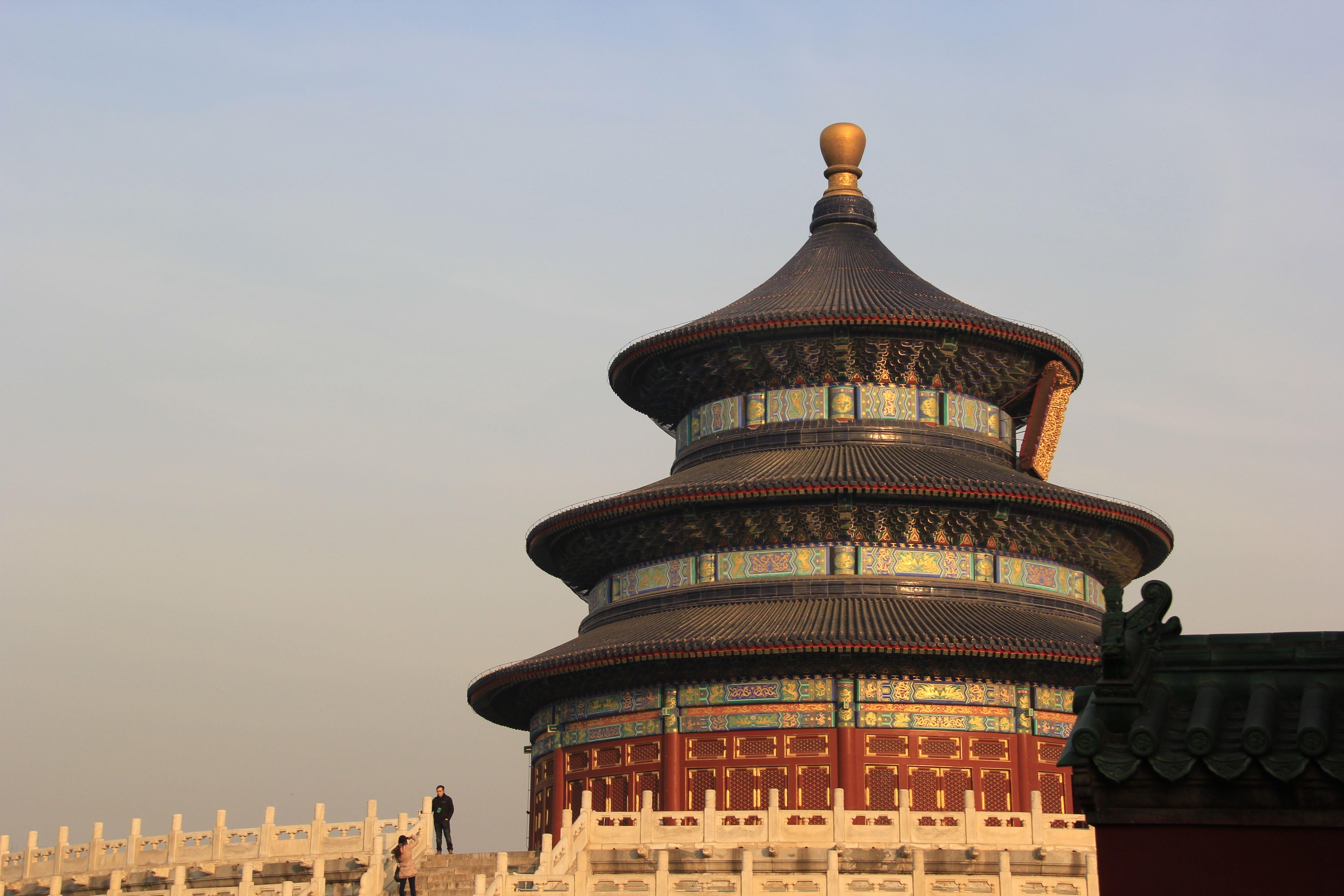 #SaturdayMorningTeazing: How many UNESCO site are they in Beijing?    #china #travel #beijing #unesco