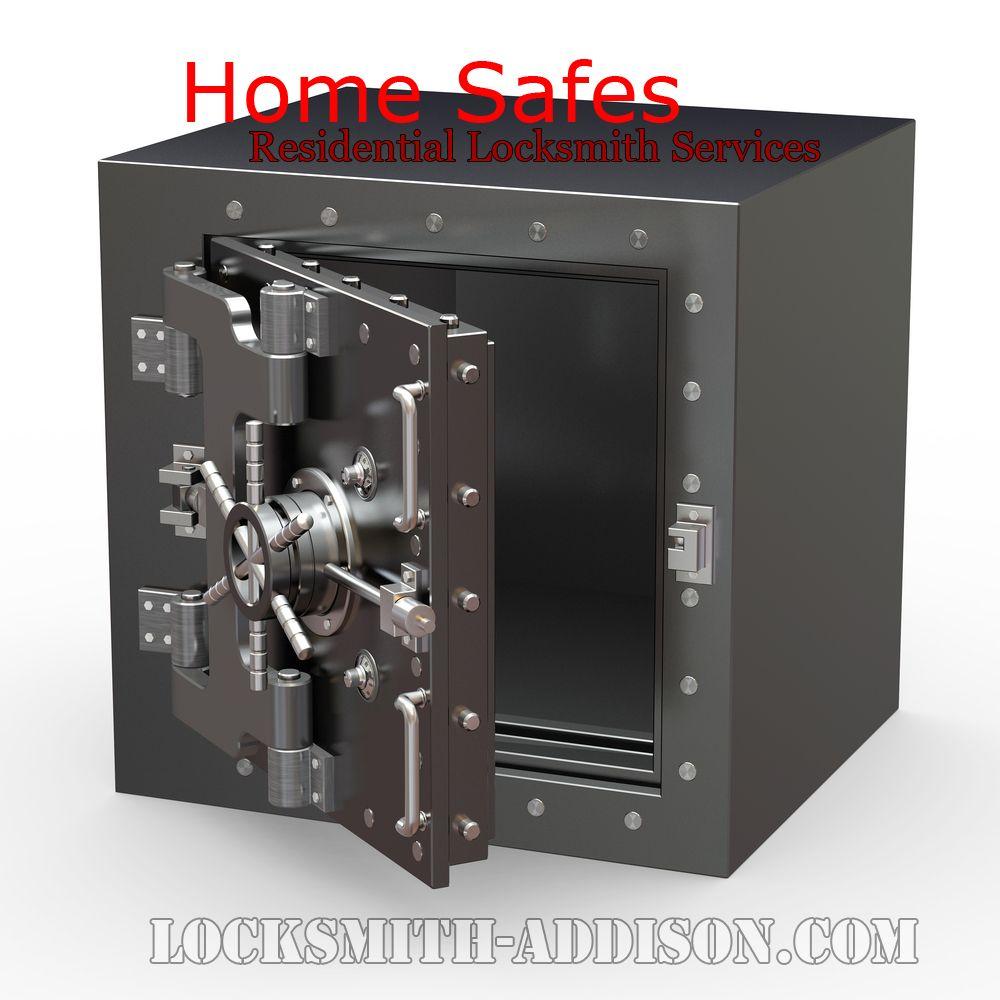 HomesafesAddisonLocksmith Best home safe, Locksmith