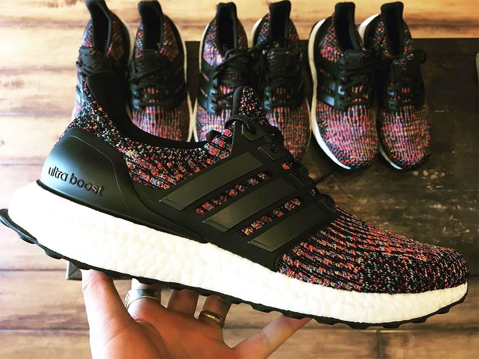 adidas Ultra Boost Multi Color Sample Fashion Pinterest