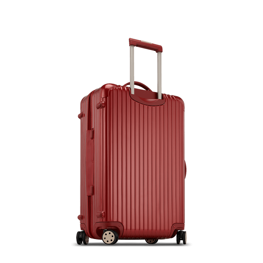 RIMOWA | Salsa Deluxe Multiwheel® 86.0L orientalred Suitcase