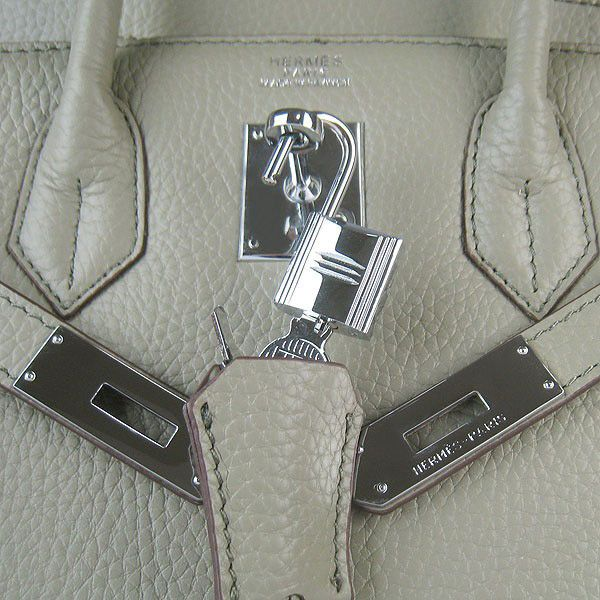 fe361c6e61f7 Leather · Hermes Birkin 30cm Togo leather Handbags dark grey silver ...