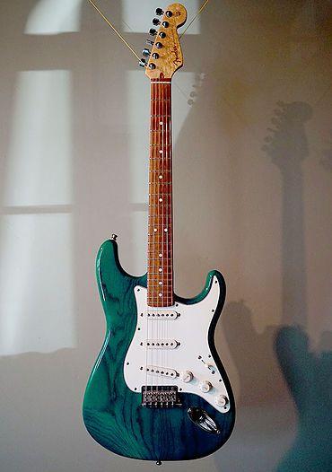 Fender Custom Shop Stratocaster Fender Electric Guitar Guitar Fender Guitars