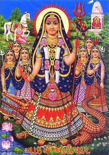 Khodiyar Mata Jayanti 2020