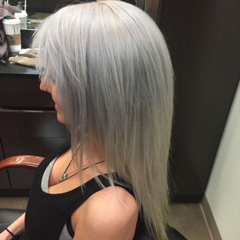 medium+grey+hairstyle+for+fine+hair  Frisuren dünnes haar
