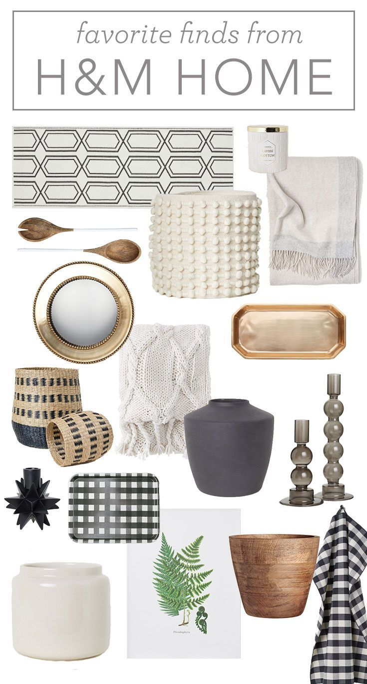 Photo of Favorite Finds: H&M Home