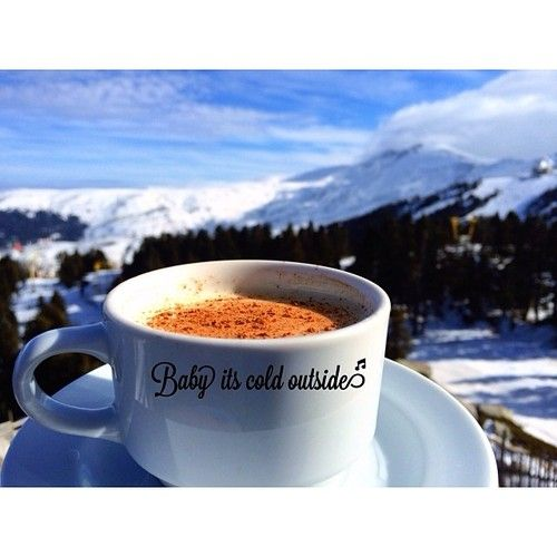Good morning, have a great day! #coffee #winter | Coffee ...