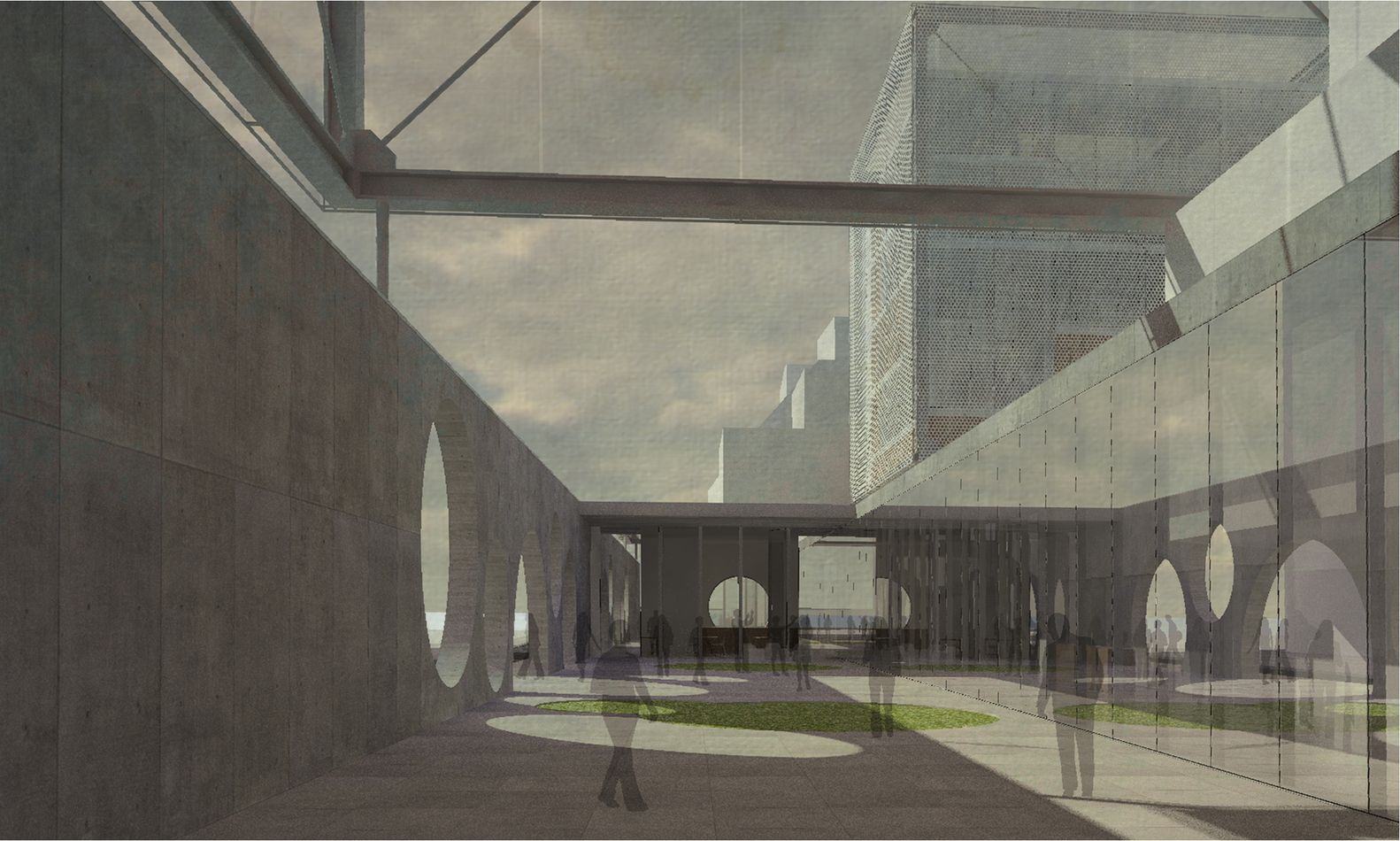 Gallery Of Three Winners Announced For Tokyo Pop Lab Competition 6 With Images Architecture Drawing Architect Architecture