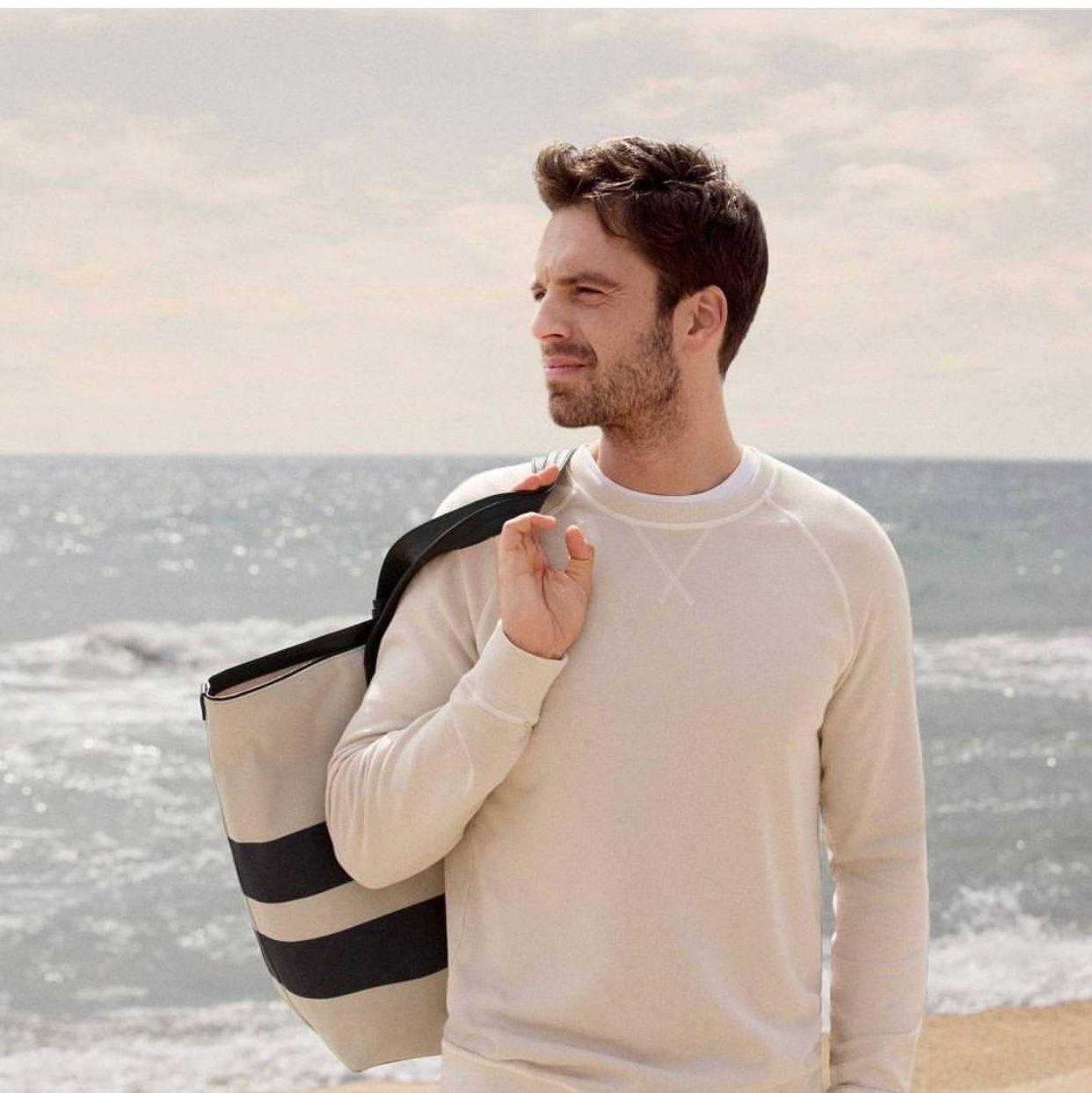 Seaside Sebby Stan in Hugo Boss 2018